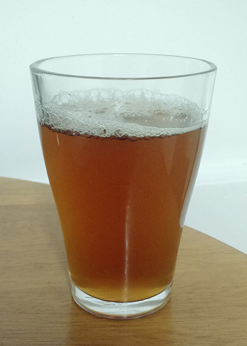 Raw Amber Ale